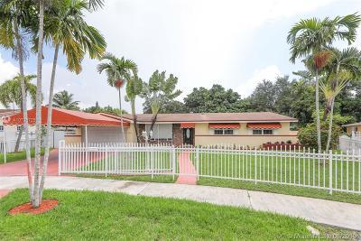 Miami Single Family Home For Sale: 14635 NE 5th Ave