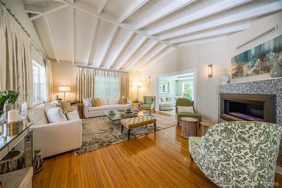 Miami Beach Single Family Home For Sale: 5666 Alton Rd