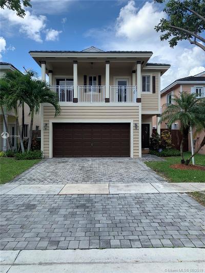 Homestead Single Family Home For Sale: 3461 NE 4th St