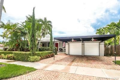 Miami FL Single Family Home For Sale: $759,000