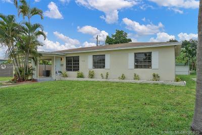 Miami Single Family Home For Sale: 765 NE 174th St