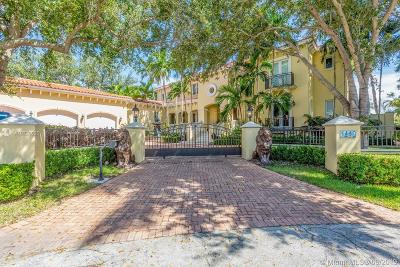 Coral Gables Single Family Home For Sale: 1410 Tagus Ave