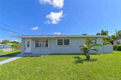 Cutler Bay Single Family Home For Sale: 21211 SW 99th Ct