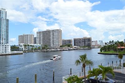 Hallandale Beach Condo/Townhouse For Sale: 111 Golden Isles Dr #F4