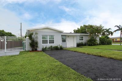 Miami Single Family Home For Sale: 9735 SW 14th St