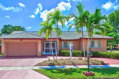 Miami Single Family Home For Sale: 20483 SW 132nd Ave