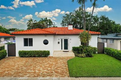 Miami Single Family Home For Sale: 3524 SW 3rd Ave