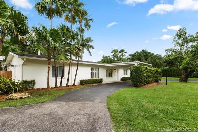 Miami Single Family Home For Sale: 9195 SW 114th St