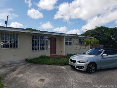 Miami Single Family Home For Sale: 11425 Quail Roost Dr