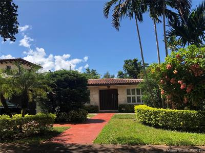 Coral Gables Single Family Home For Sale: 330 Camilo Ave