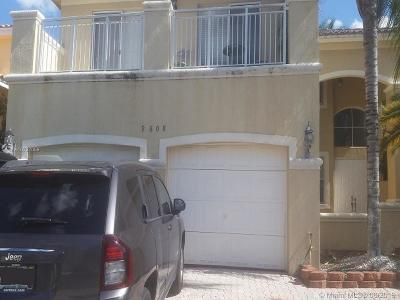 Doral Single Family Home For Sale: 9608 NW 47th Ter
