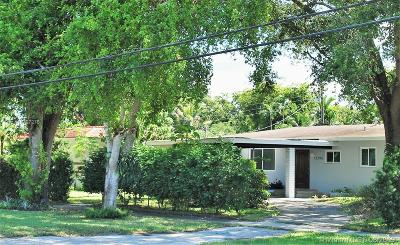North Miami Single Family Home For Sale: 13295 N Miami Ave