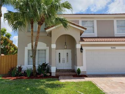Miami Single Family Home For Sale: 15440 SW 148th St