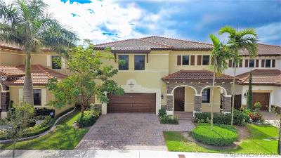 Doral Single Family Home For Sale: 9852 NW 87 Ter