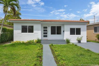 Miami Single Family Home For Sale: 3810 SW 61 Ave
