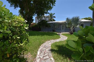 Miami Single Family Home For Sale: 1550 NE 108th St