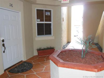 Miami, Kendall, Fort Lauderdale, Hollywood, Coral Gables Rental For Rent: 8826 W Flagler St #116