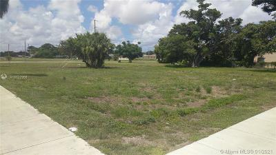 Broward County Residential Lots & Land For Sale: 31 NW Ave