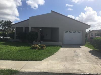 Miami Single Family Home For Sale: 435 SW 81st Ave