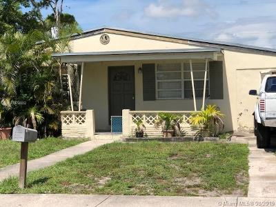 Fort Lauderdale Single Family Home For Sale: 401 SW 24th Ave
