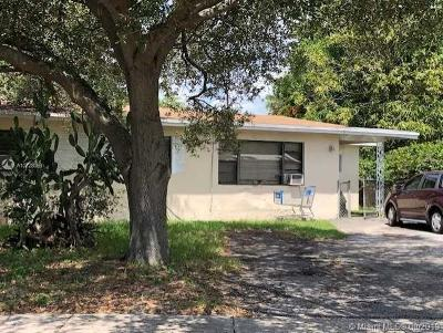 Fort Lauderdale Single Family Home For Sale: 411 SW 22nd Ave