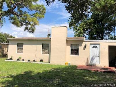Fort Lauderdale Single Family Home For Sale: 215 SW 21st Way