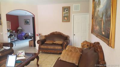 Miami Single Family Home For Sale: 8153 NW 14th Ave