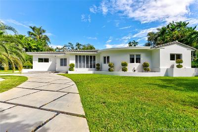 Miami Shores Single Family Home For Sale: 1209 NE 98th St