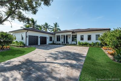 Davie Single Family Home For Sale: 15360 SW 31 Ct