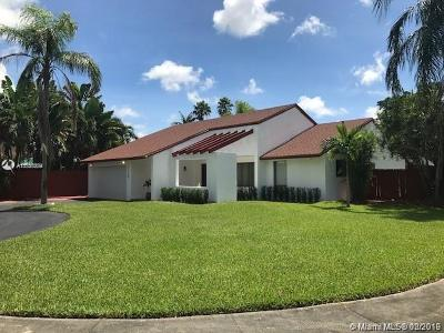 Miami Single Family Home For Sale: 13320 SW 119th St
