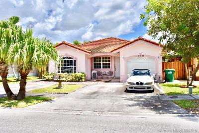 Miami Single Family Home For Sale: 14233 SW 145th Pl