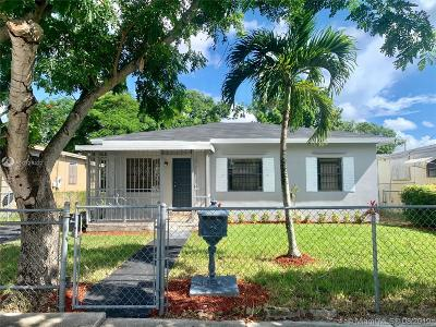 Miami Single Family Home For Sale: 1541 NW 56th St