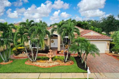 Pembroke Pines Single Family Home For Sale: 1512 SW 191st Ter