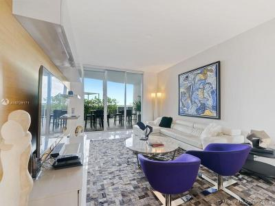 Condo/Townhouse For Sale: 15901 Collins Ave #406