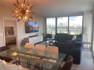 Condo/Townhouse For Sale: 16385 Biscayne Blvd #1521
