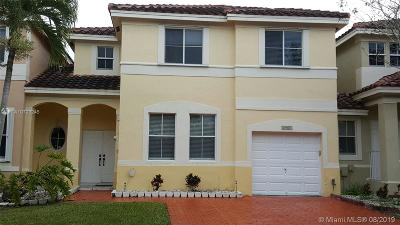 Rental For Rent: 3917 SW 169th Ter