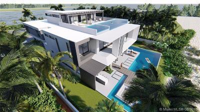 Hillsboro Beach Single Family Home For Sale: 1105 Hillsboro Mile