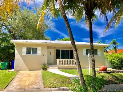 Miami Single Family Home For Sale: 2211 SW 23rd Ter