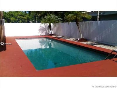 Miami Single Family Home For Sale: 6300 Coral Way, Pool
