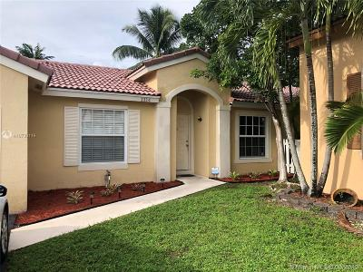 Sunrise Condo/Townhouse For Sale: 1314 NW 125th Ter #1314