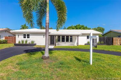 Fort Lauderdale Single Family Home For Sale: 5712 NE 16 Ave