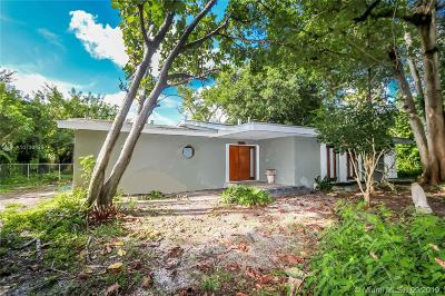 Cutler Bay Single Family Home For Sale: 18490 SW 83rd Ct