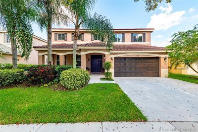 Weston Single Family Home For Sale: 1142 Croton Ct