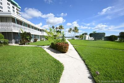 Bay Harbor Islands Single Family Home For Sale: 1155 103rd St #7A