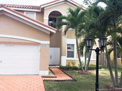 Miami Single Family Home For Sale: 6341 SW 157th Pl