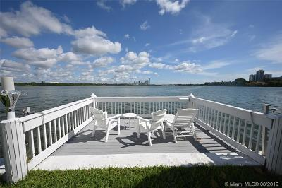 Bay Harbor Islands Single Family Home For Sale: 1155 103rd St #3A