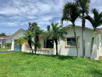 Tamarac Single Family Home For Sale: 6701 NW 77th St
