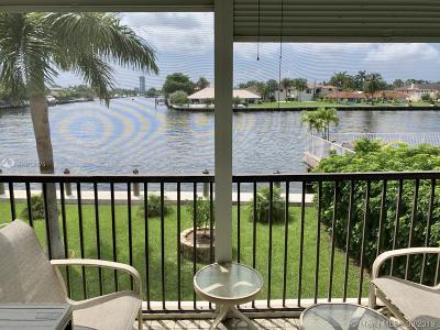 Hallandale Single Family Home For Sale: 3177 S Ocean Dr #228
