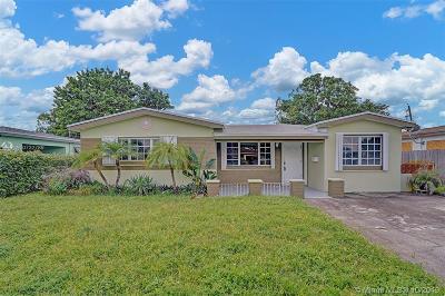 Miramar Single Family Home For Sale: 7654 Kismet St