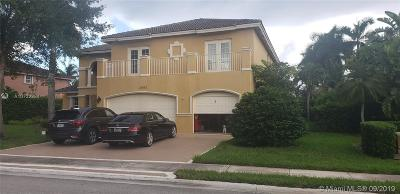 Pembroke Pines Single Family Home For Sale: 15952 SW 7th St